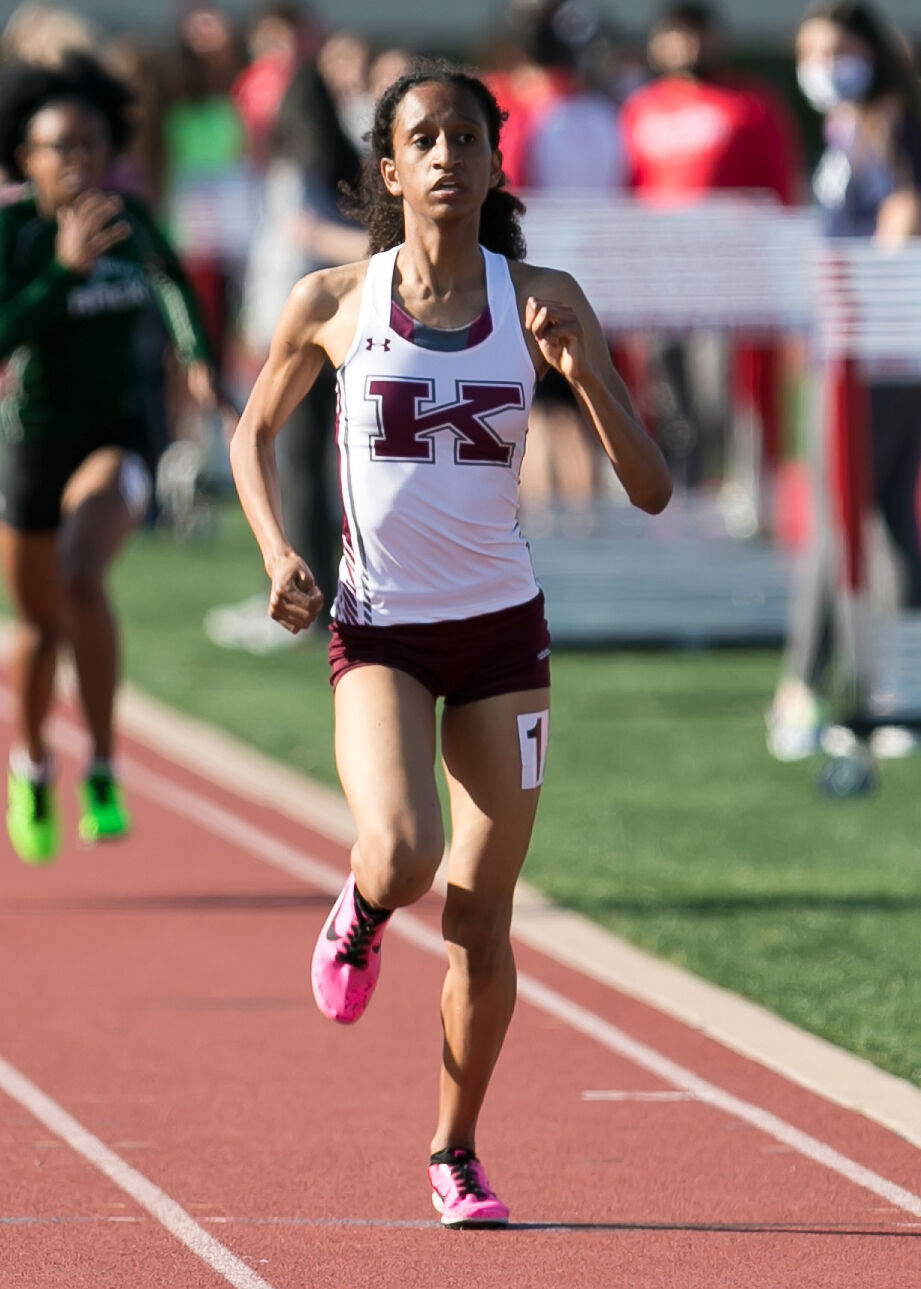 District 12-6A Track Meet (Day two)