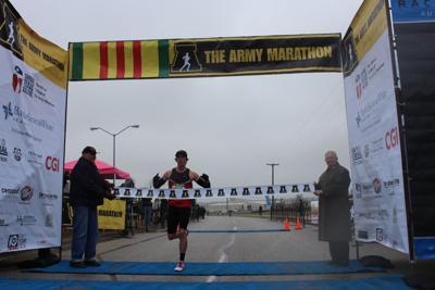 Army Marathon TEMPLE