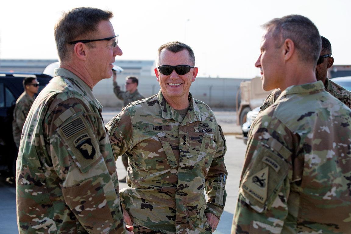 Lt. Gen. Paul E. Funk II