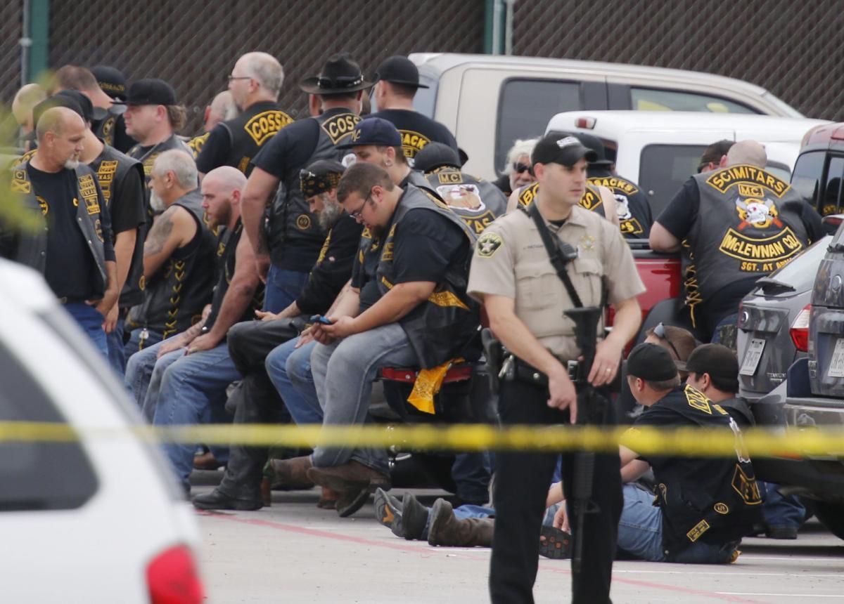 APTOPIX Waco Shooting