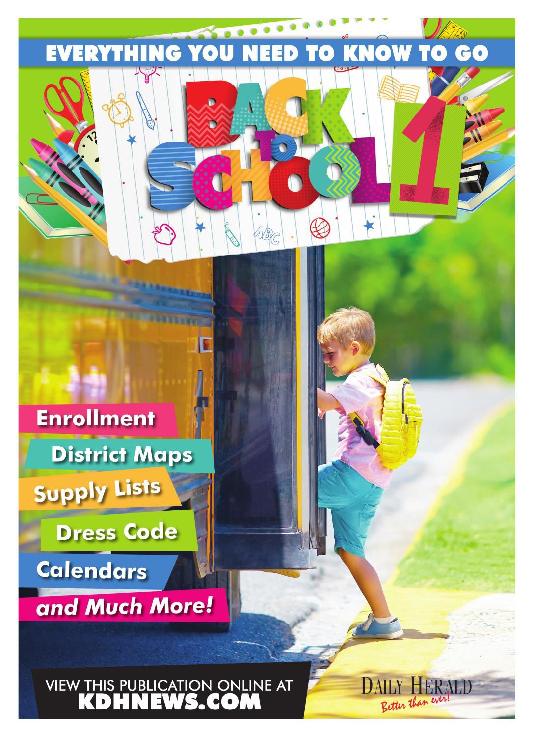 2019 Back to School #1