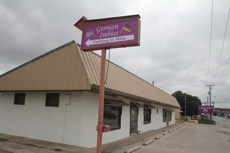 German Restaurant Relocates To First Street Business Kdhnewscom