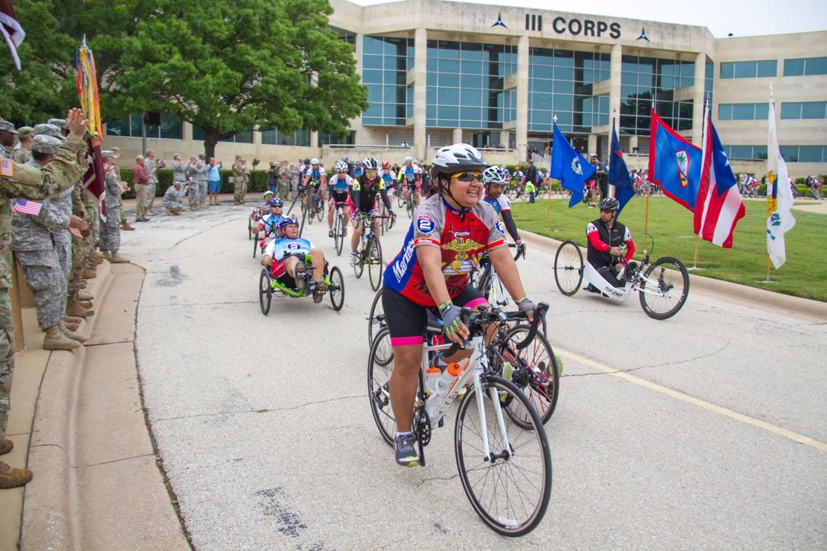 Ride 2 Recovery Texas Challenge