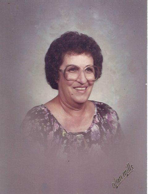 Dorothy Ann Hill