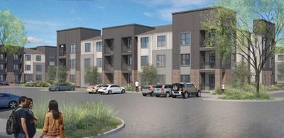 NRP apartment complex