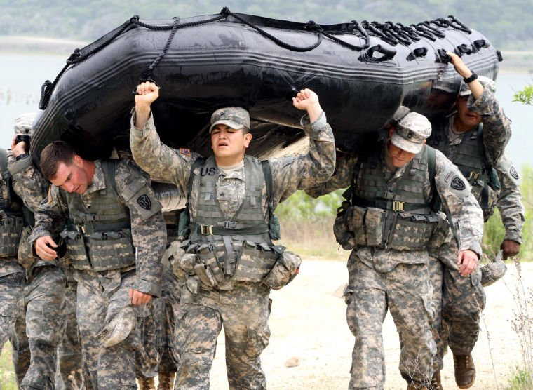 2-38 Cav conducts spur ride
