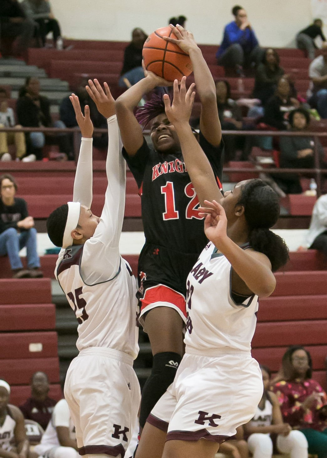 Harker Heights at Killeen Girls Basketball