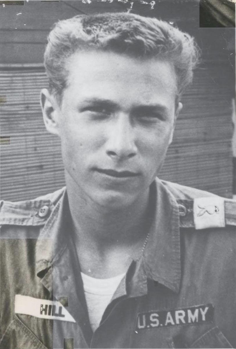 Sgt. 1st Class Billy David Hill
