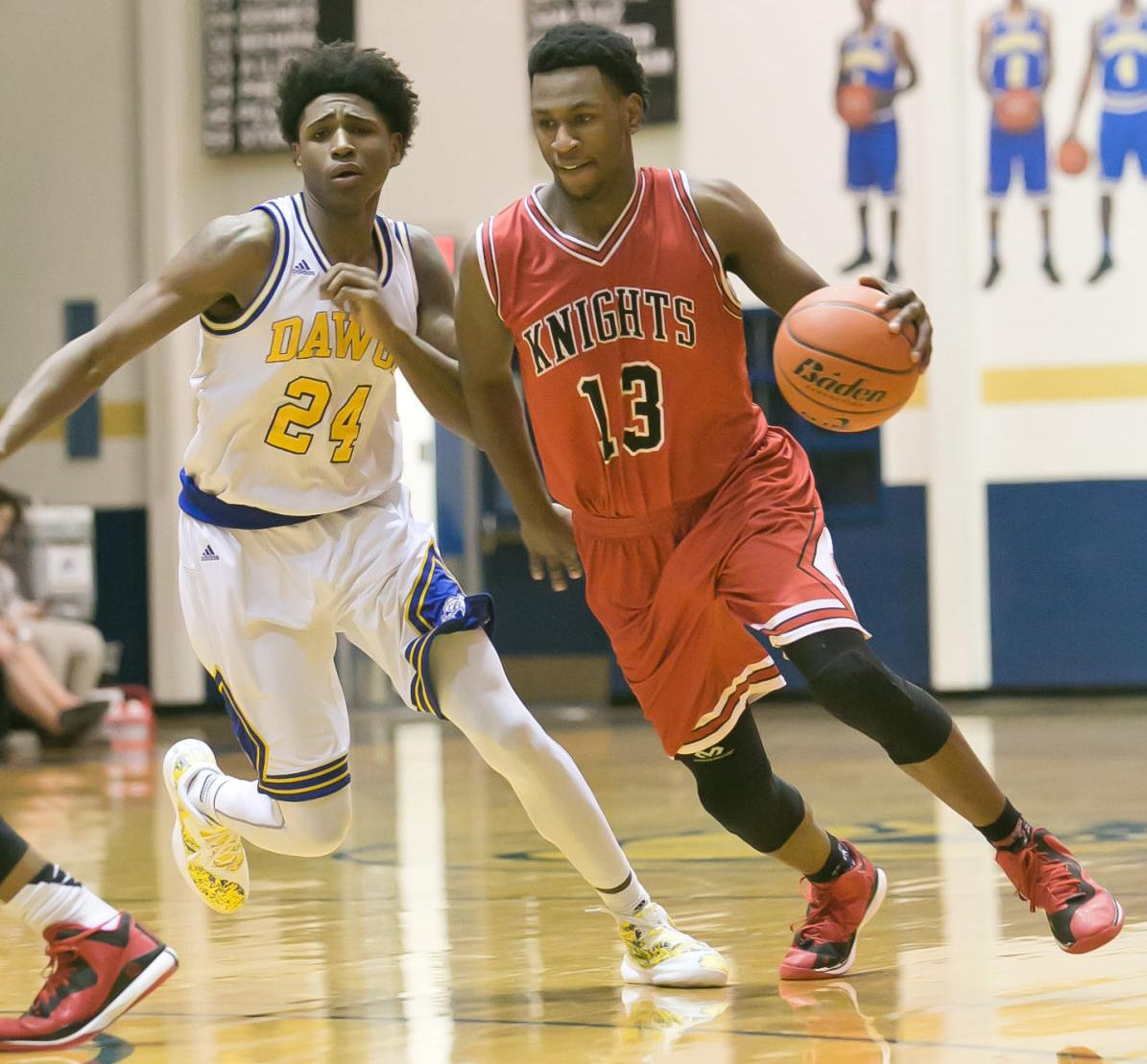 Harker Heights vs. Copperas Cove Boys BB