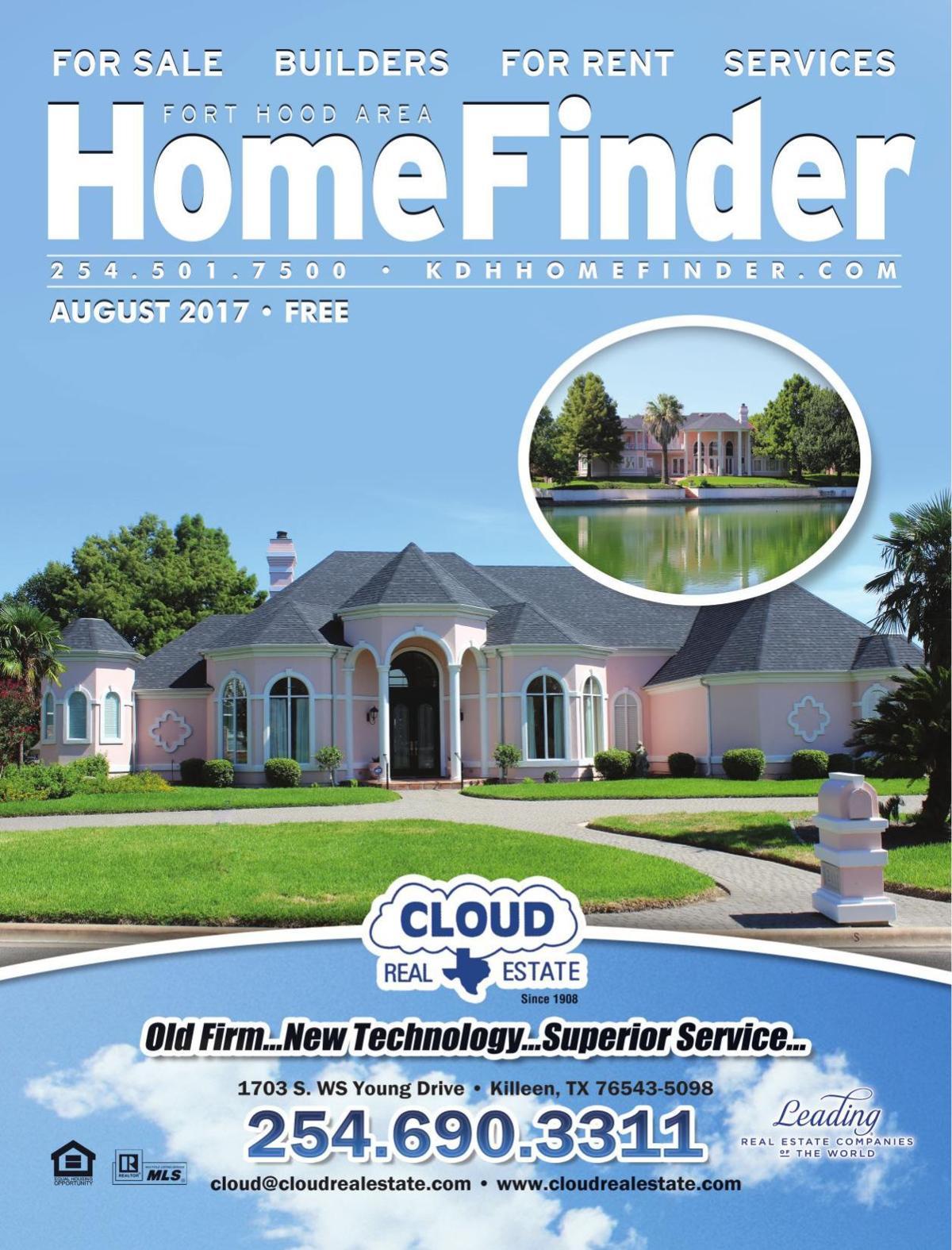 August 2017 Home Finder