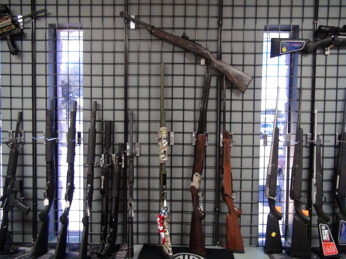 PAR Guns