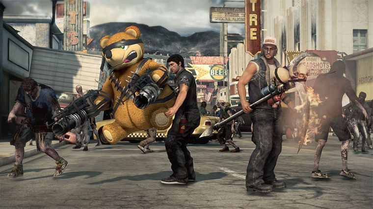 Coming soon: Dead Rising 3