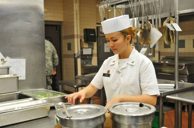 Turkey Time: Cav troops prep for Thanksgiving