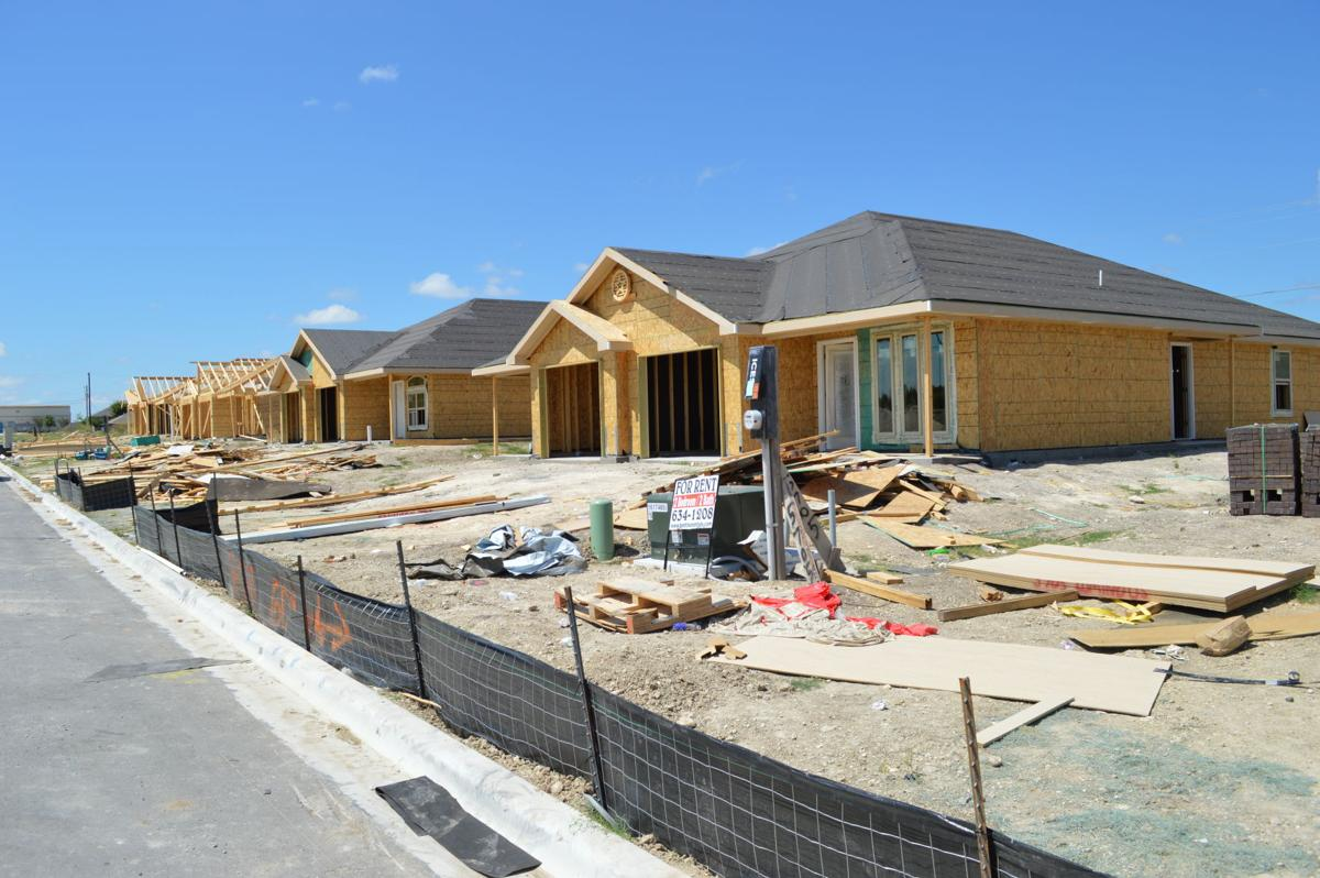 Killeen contractors building 22 new homes local news for New house construction contract