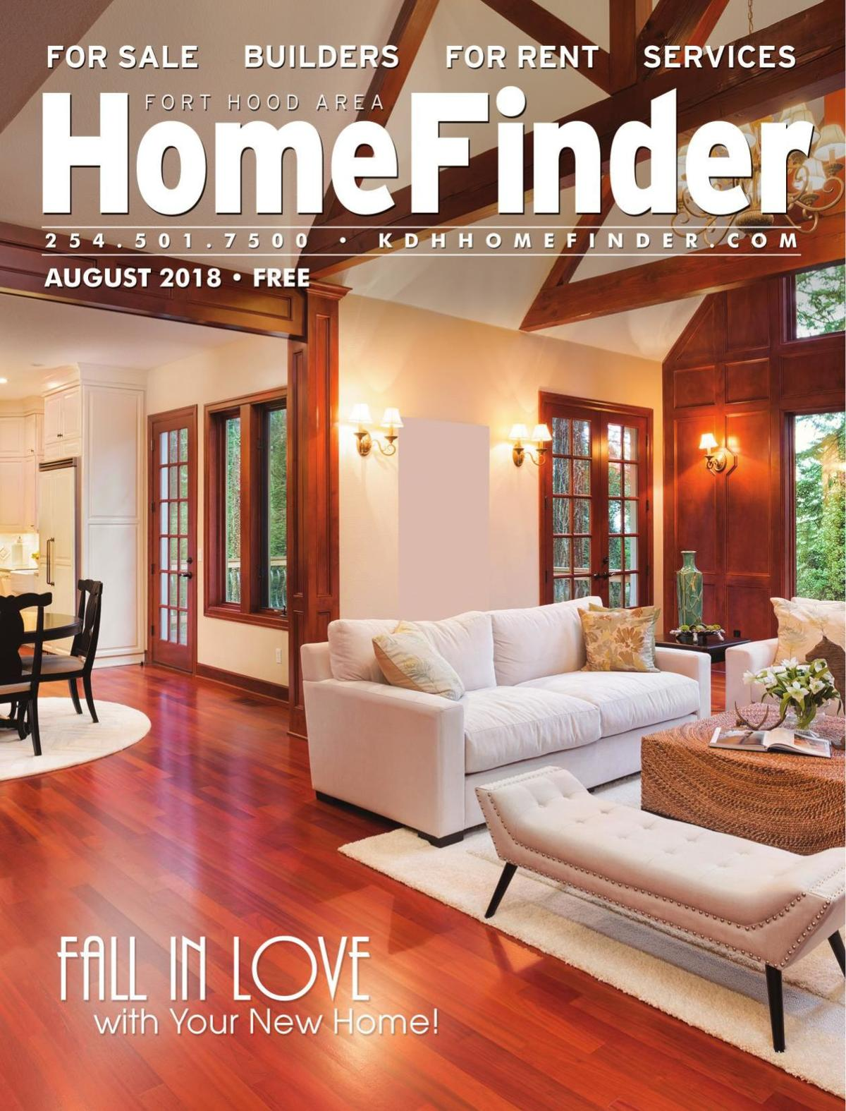 August 2018 Homefinder
