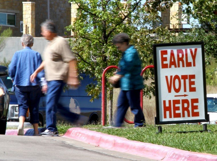 Early Voting Ends Friday