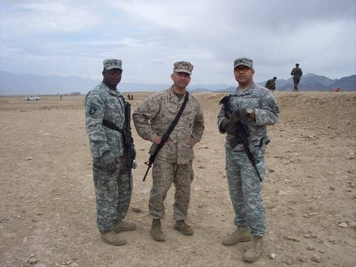 Vet profile Erick Rodriguez in Afghanistan 2009.jpg