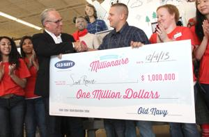 MILLION DOLLAR GIVEAWAY 2019 OLD NAVY