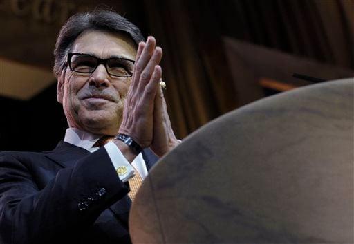 Gov. Rick Perry