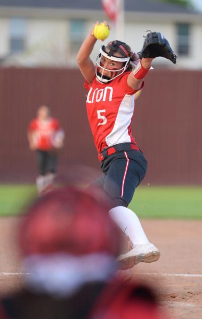 KHS v Belton-softball