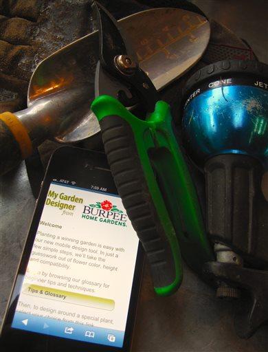 Gardening-Tech Tools