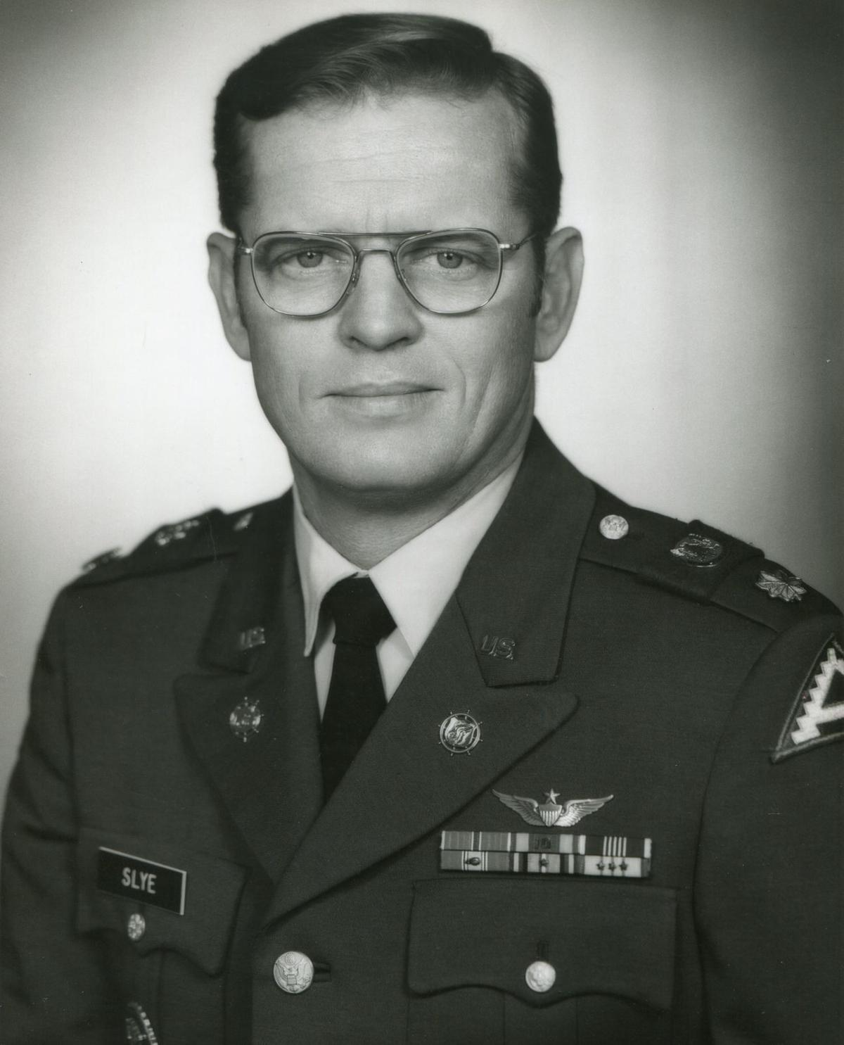 William Thomas Slye Jr.