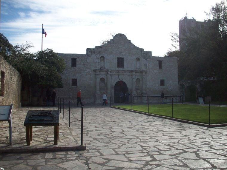 Texas treasure: The Alamo
