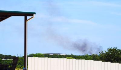 Firefighters battling brush pile fire near Killeen's