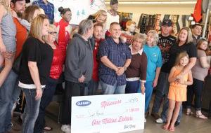 Old Navy $1 Million Winner