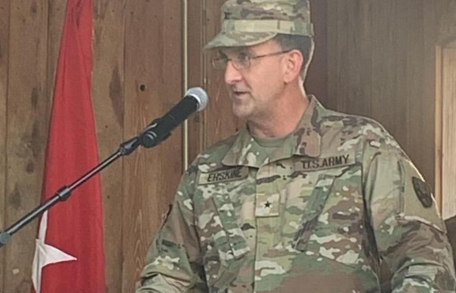 Brig. Gen. Todd L. Erskine