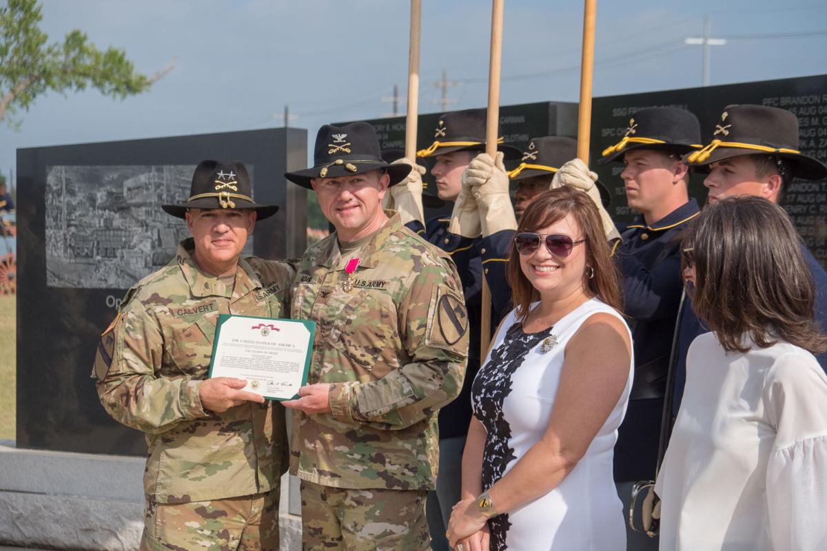 1CD 2ABCT Change of Command