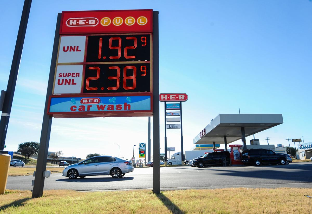 Heb Gas Prices >> Area Residents Liking The Prices At The Gas Pumps Local