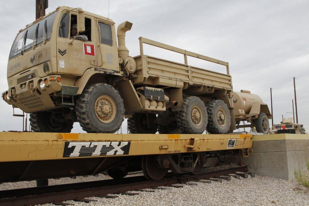 Army LMTV