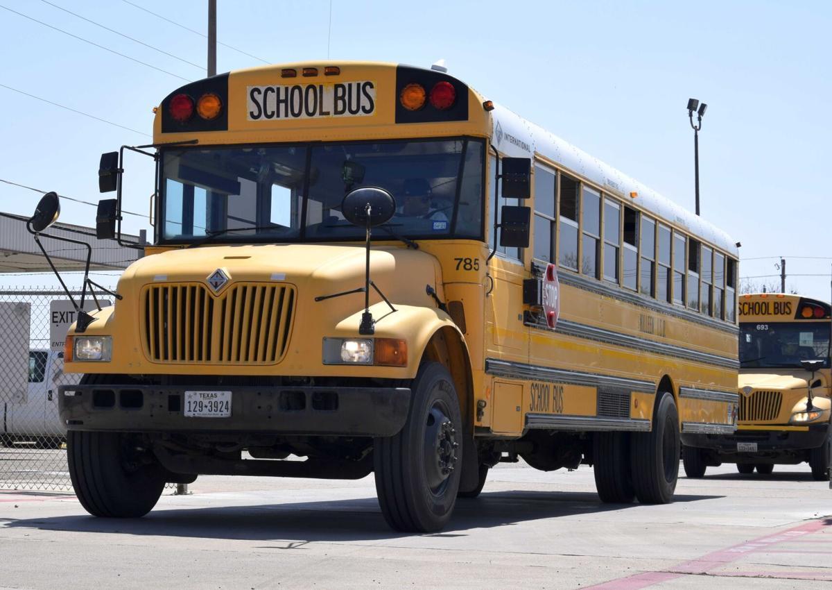 Killeen ISD school bus