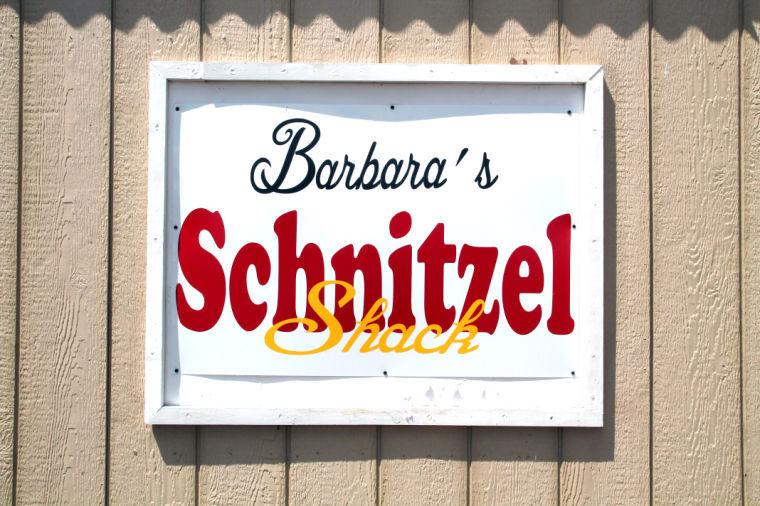 Barbara's Schnitzel Shack
