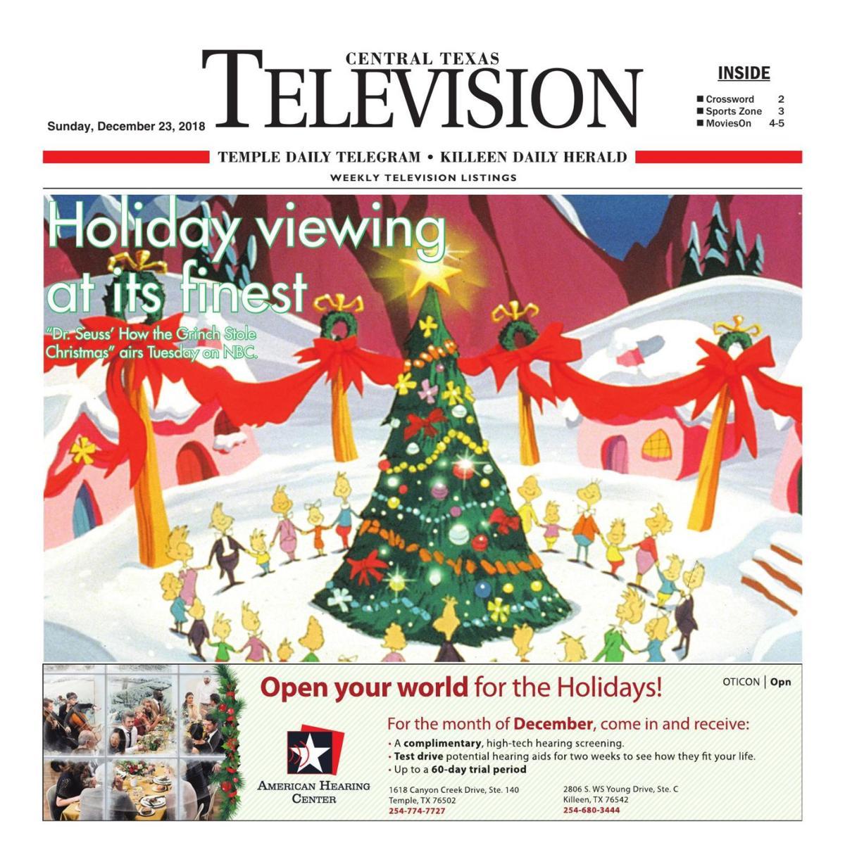 TV Book Dec. 23rd- 29th