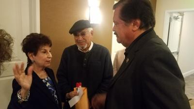 LULAC national president visits Temple