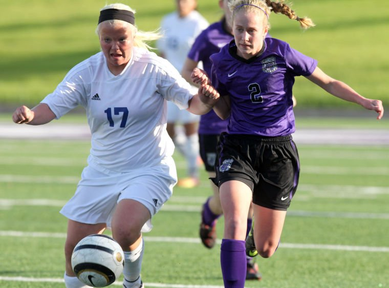 Lampasas vs College Station Girls' Soccer