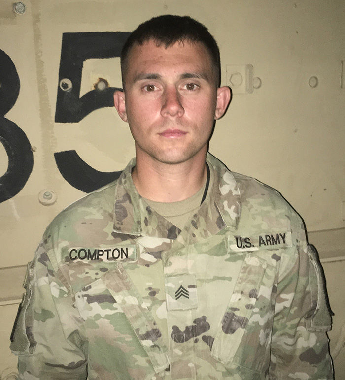 Sgt. Tyler Dylan Compton