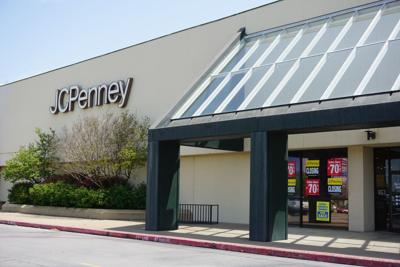Temple JC Penney store