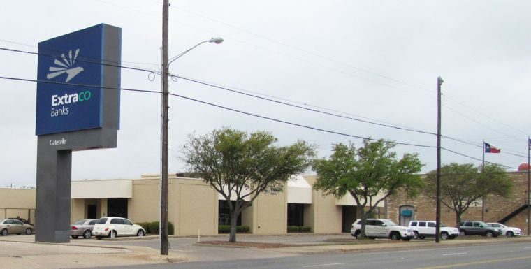 Coryell Co. to buy Extraco Bank building in Gatesville