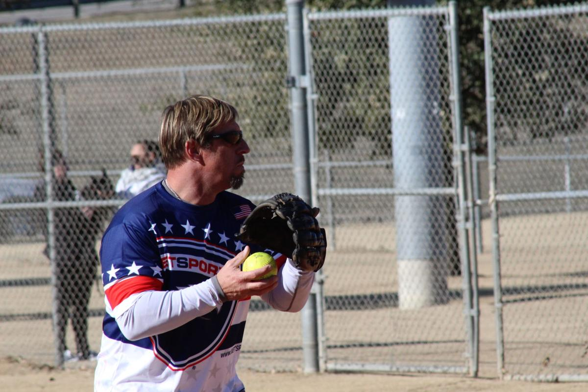 Battle of the Brave softball event