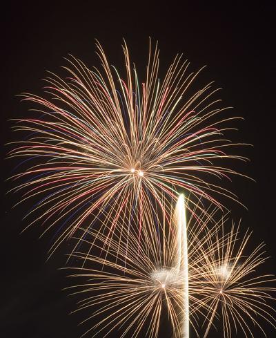 Fort Hood Fireworks