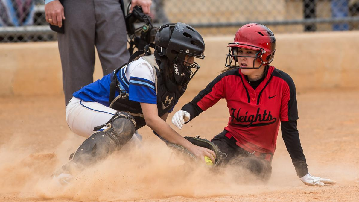 SOFTBALL: Lady Knights eliminated in gold bracket at KISD tournament