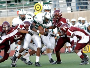 5A-4A Blitz Rewind: Dawgs remain formidable on the ground