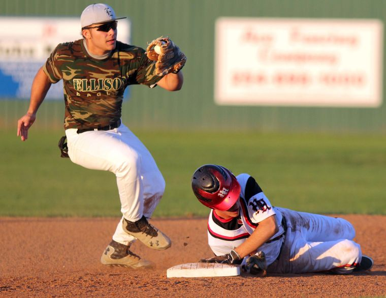 Harker Heights vs Ellison Baseball