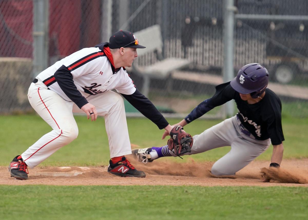 Harker Heights vs.Waco University - KISD Varsity Baseball Tournament