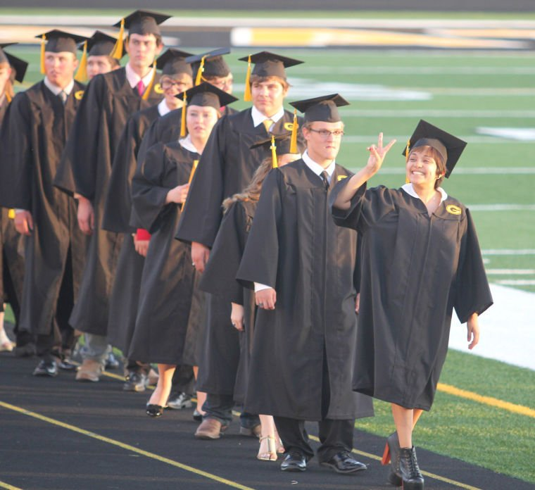 Gatesville High School Graduation