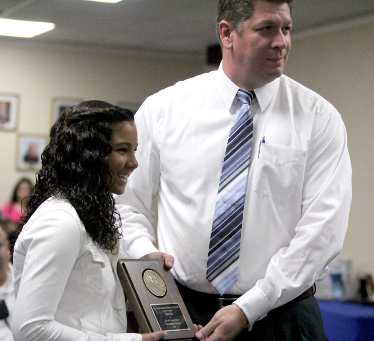 Copperas Cove Athlete of the Year
