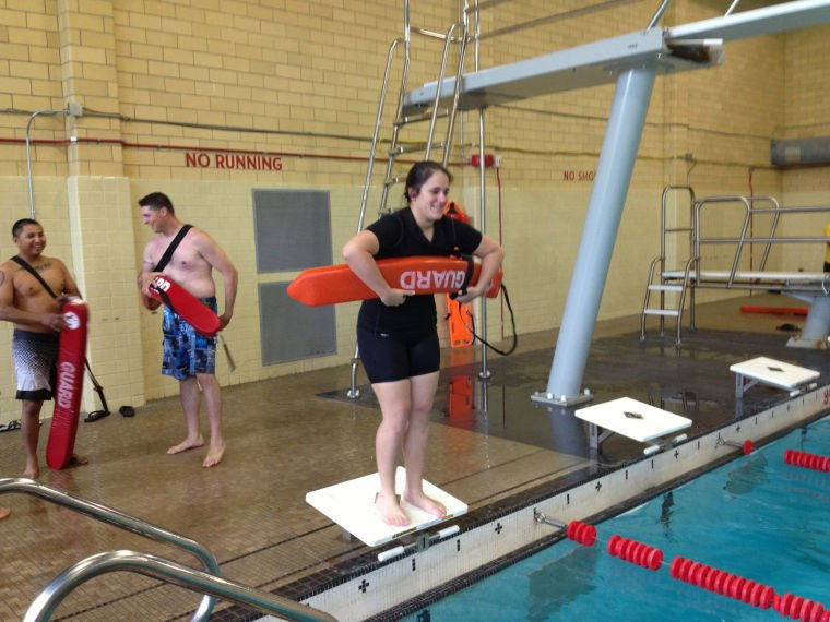 Swimming certification